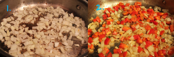 Onion Pepper Mix