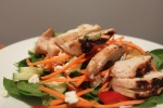 Honey Lemon Chicken Salad