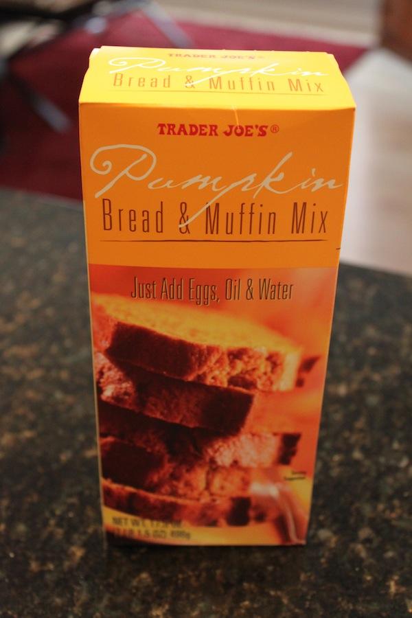 Pumpkin Bread Mix