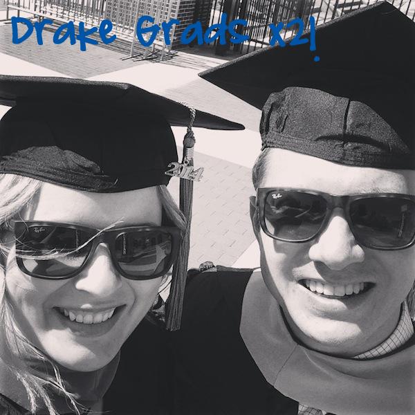 Drake Grads