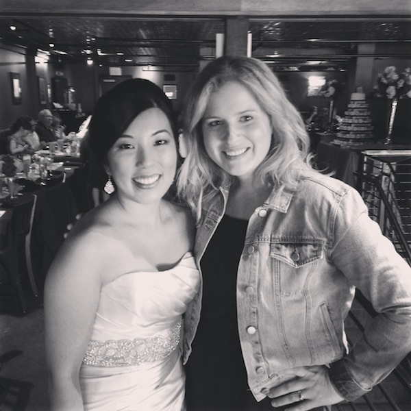 Me and the Beautiful Bride