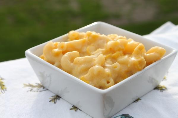 Macaroni Corn Casserole