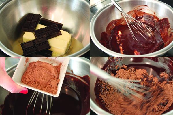 Dark Chocolate Brownies1