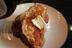 Pretzel Bread French Toast