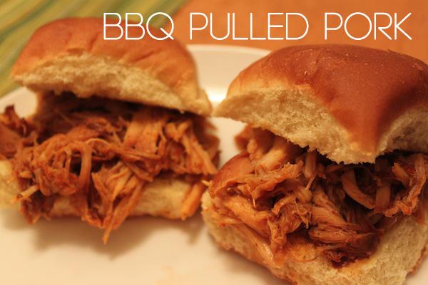 BBQ Pulled Pork